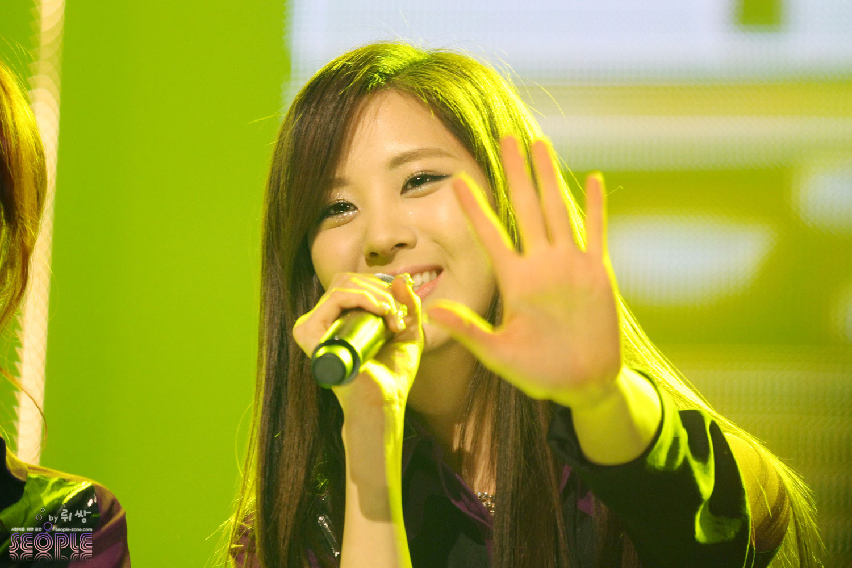 SNSD Seohyun Show Champion