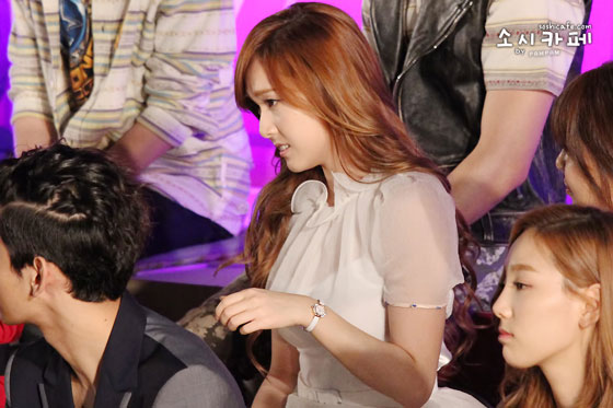 SNSD Jessica SMTown I AM showcase