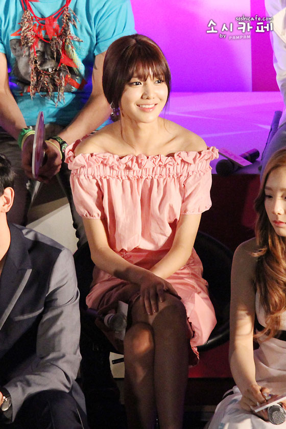 SNSD Sooyoung SMTown I AM showcase