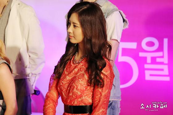 SNSD Seohyun SMTown I AM showcase