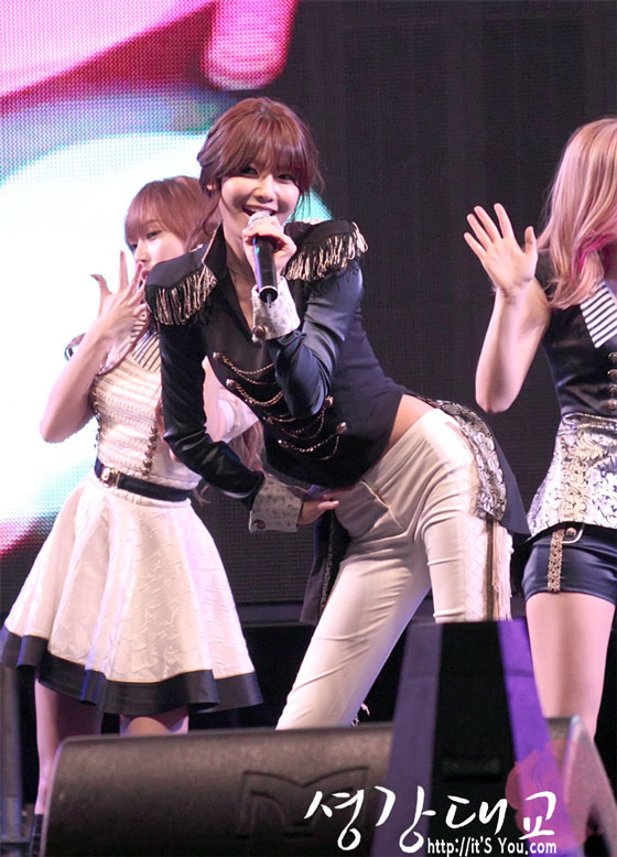 Sooyoung focus @ Great Voyage Festival