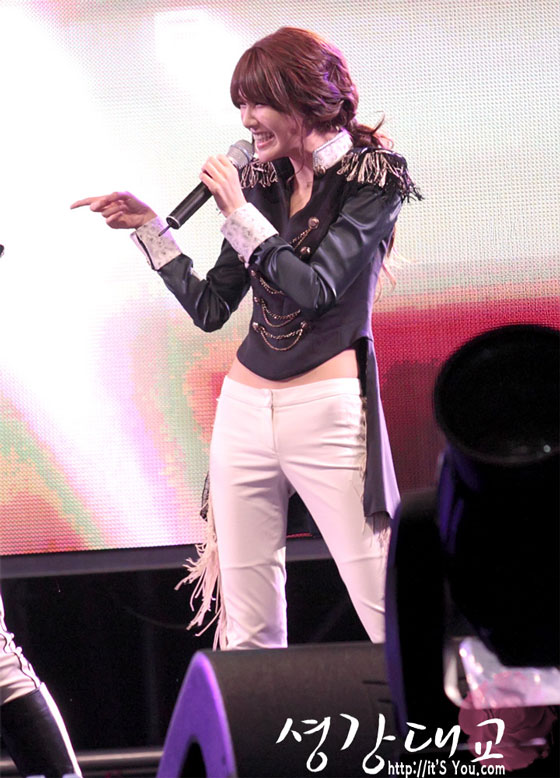 SNSD Sooyoung Great Voyage Festival