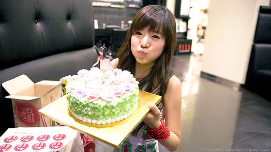 SNSD Sunny birthday