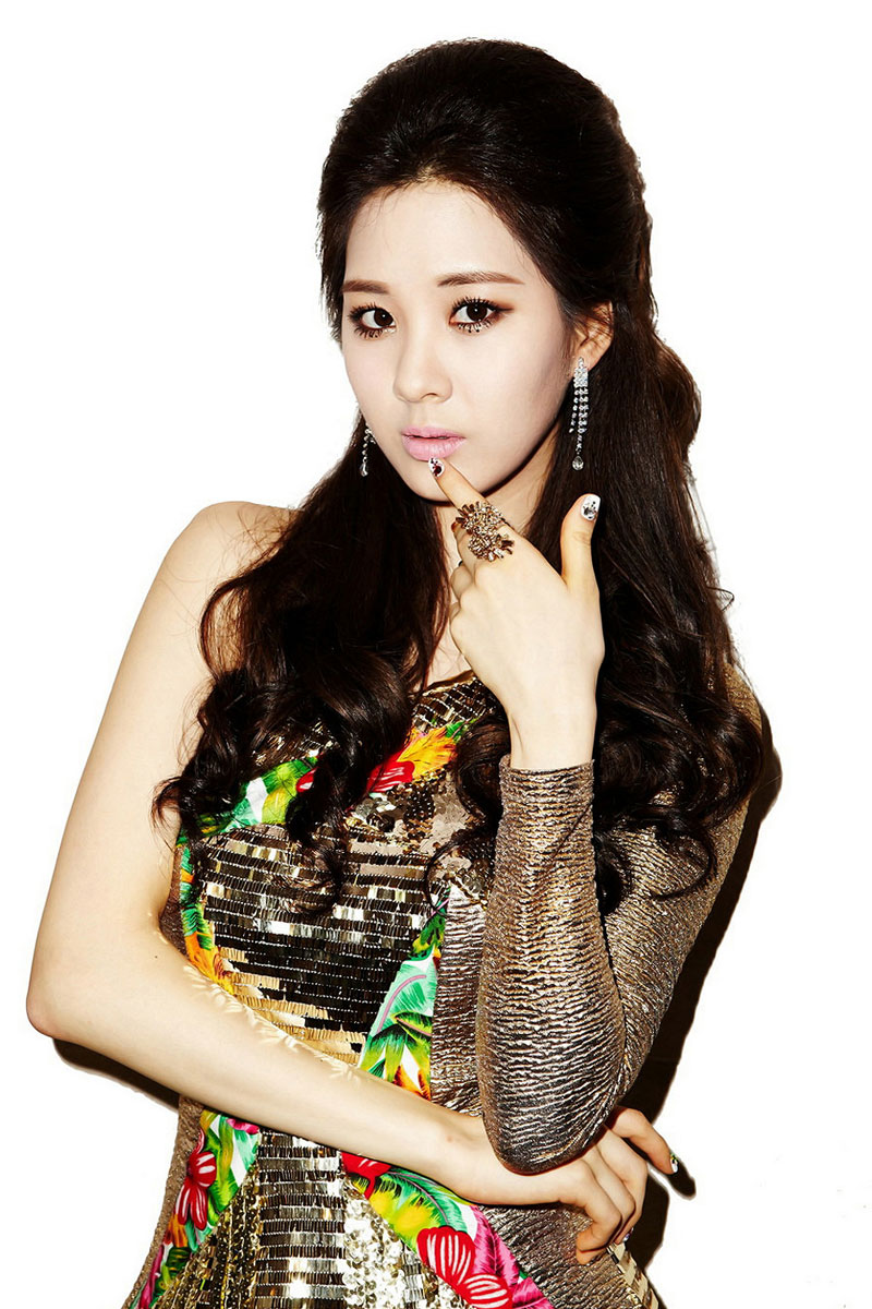 SNSD Seohyun Twinkle album
