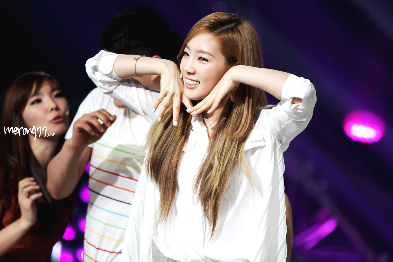 Taeyeon @ KBS Gag Concert
