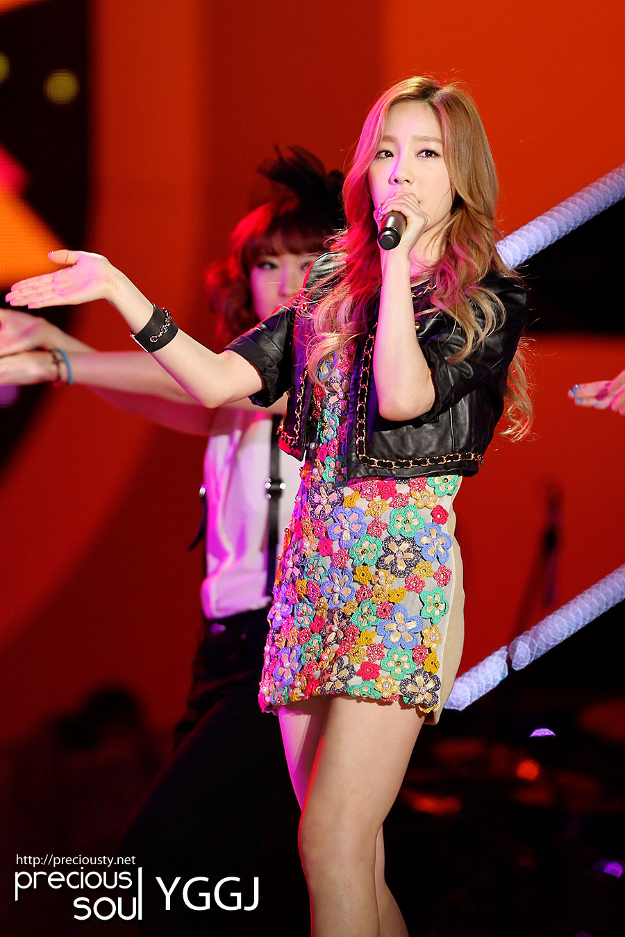 SNSD Taeyeon Gachon Open Concert