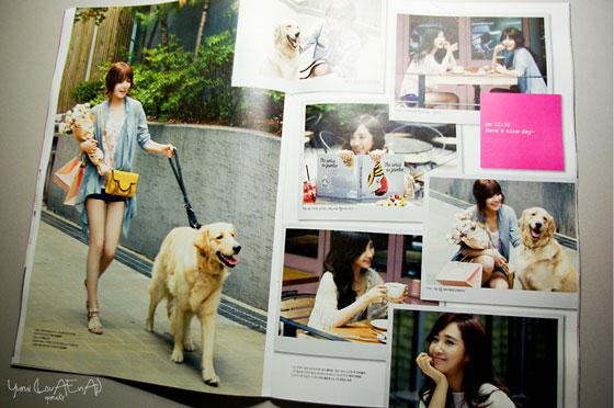 Girls Generation atstar1 magazine