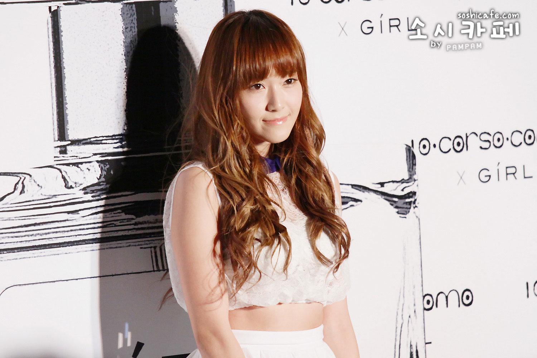 SNSD Jessica Girl perfume launching event