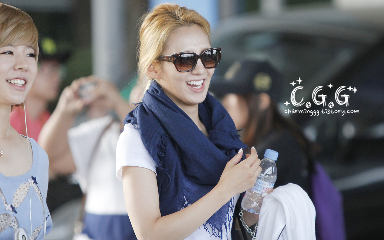 SHSD Hyoyeon Incheon Airport