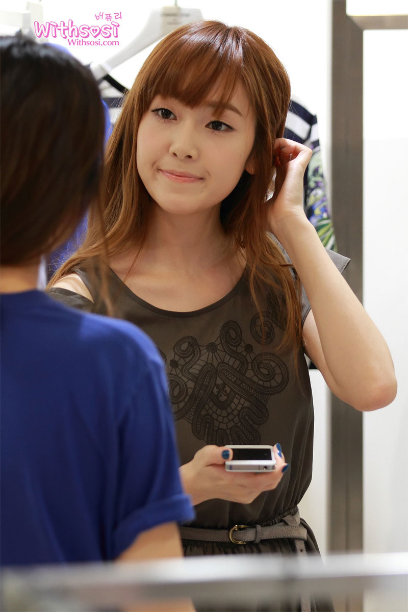 SNSD Jessica Coming Step event