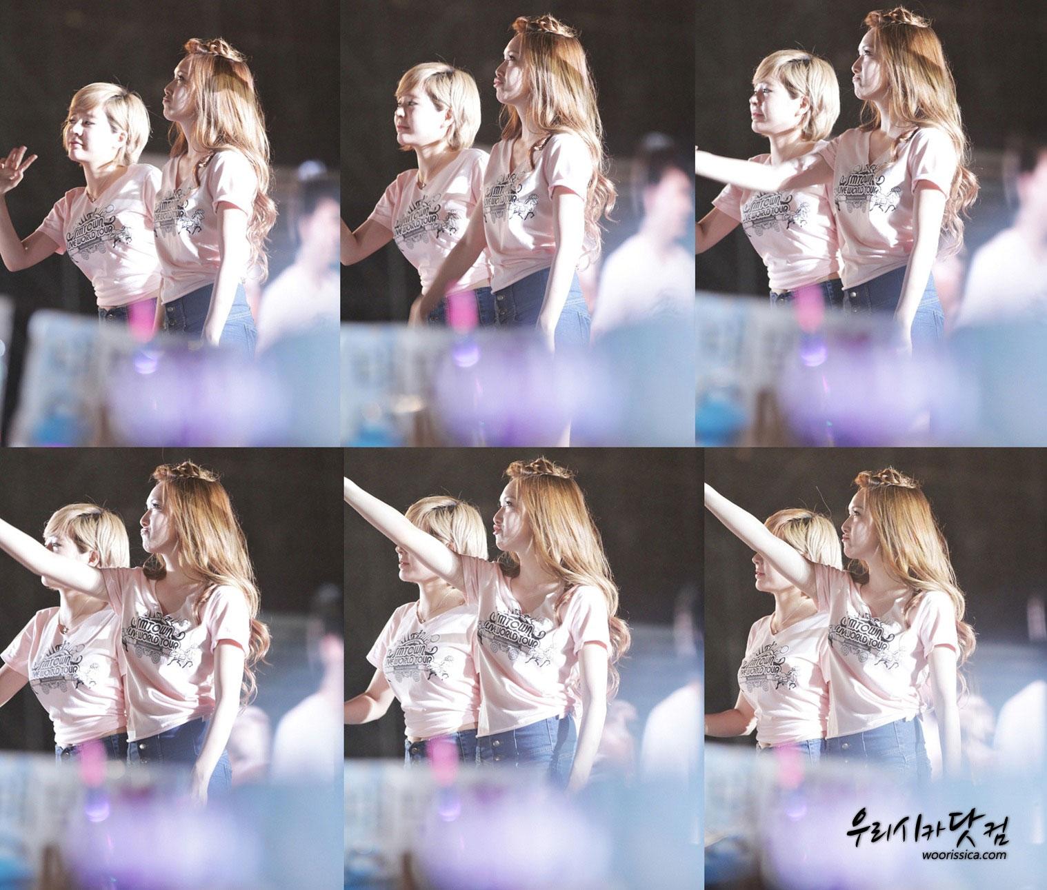 Jessica focus @ SMTown Taiwan Tour 2012 Smtown-taiwan-jessica-10