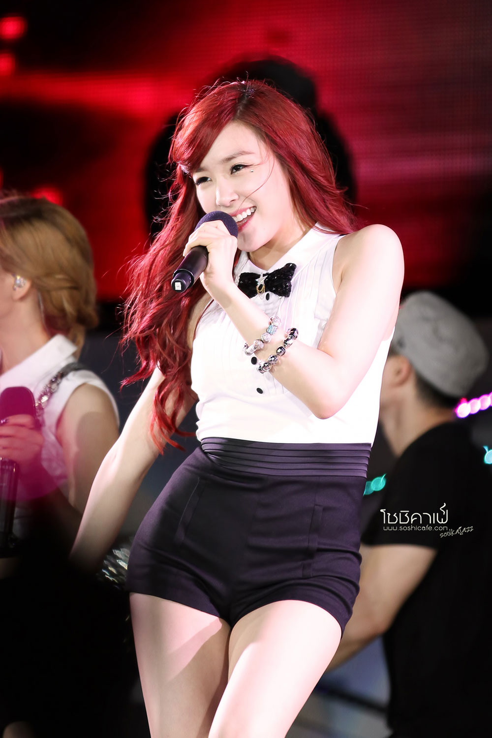 SNSD Tiffany SMTown Live Tour in Taiwan 2012