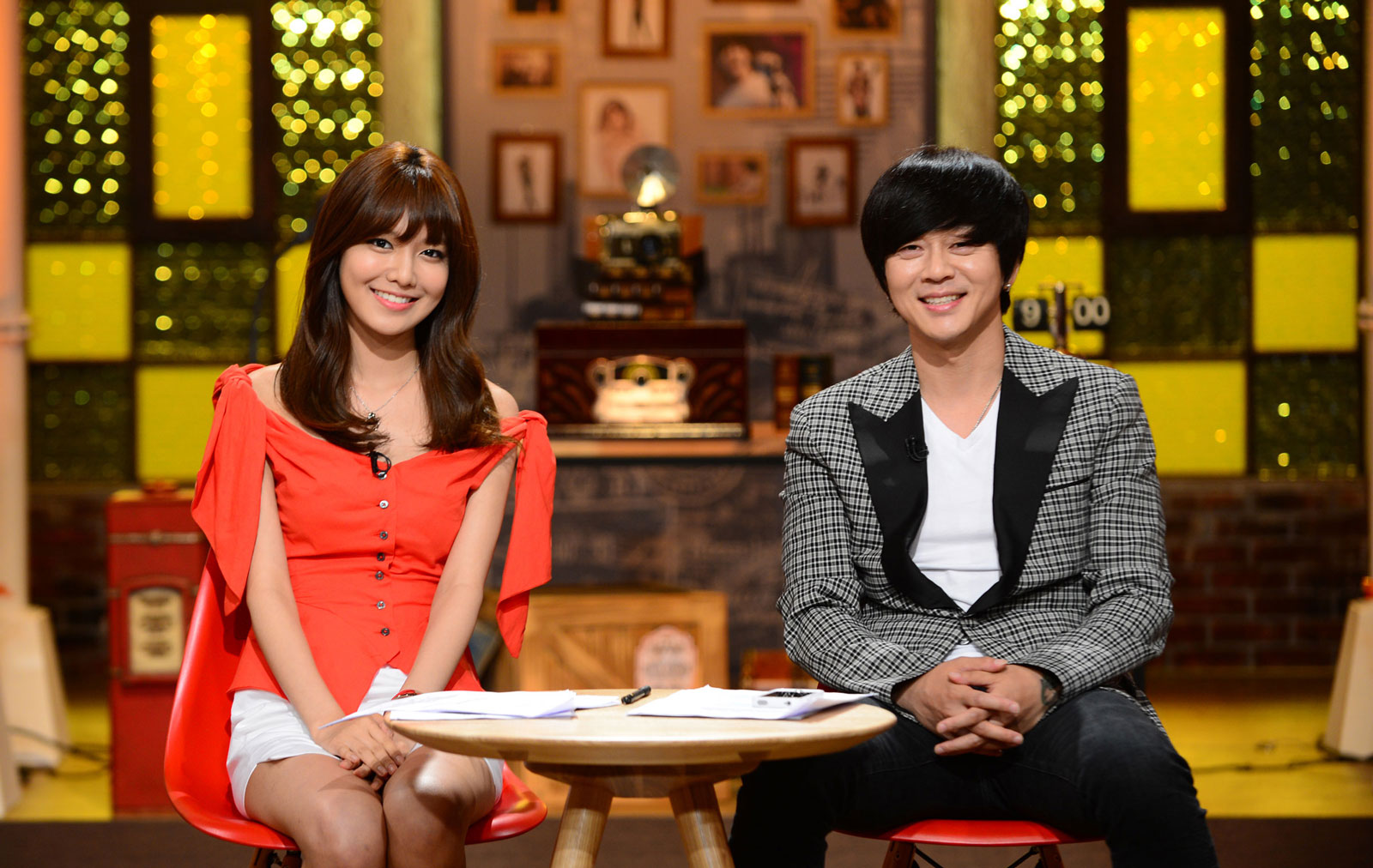 SNSD Sooyoung Midnight TV Entertainment