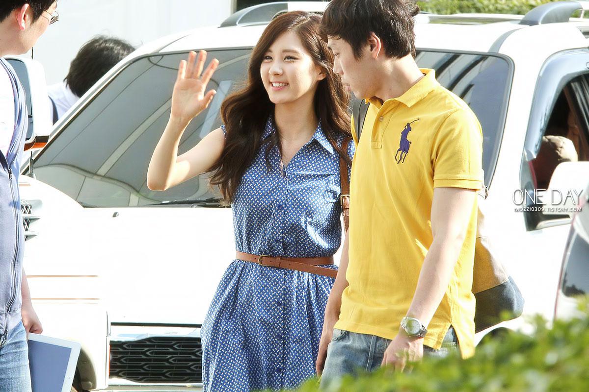 SNSD Seohyun SBS Inkigayo