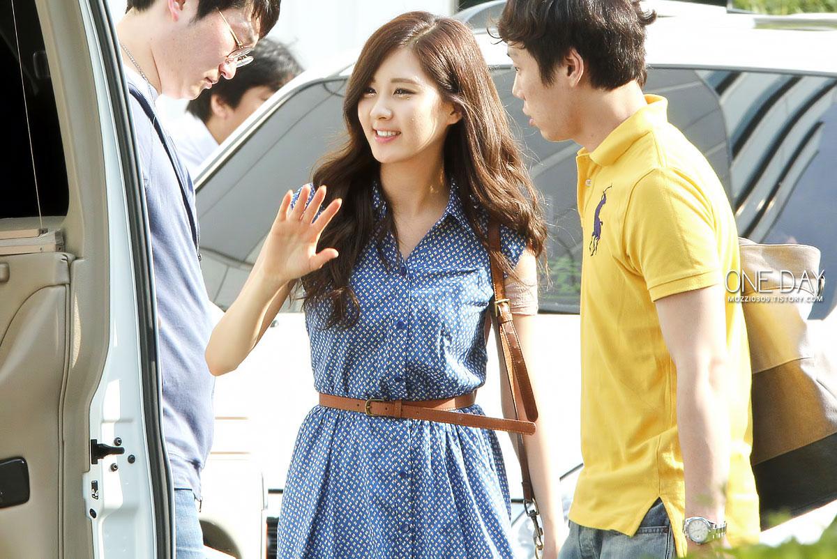 (tae)TiSeo leaving SBS Inkigayo