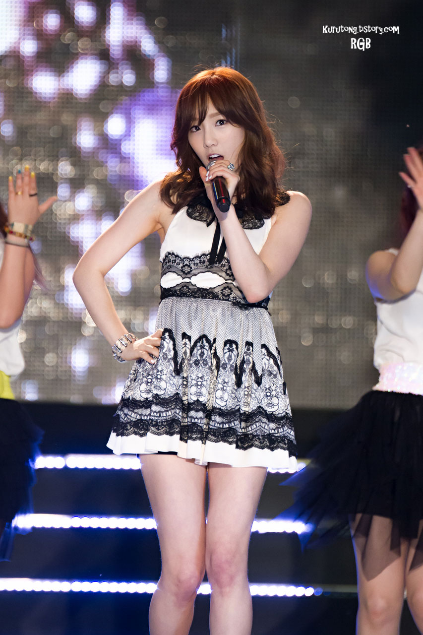 Taeyeon @ Suncheon Garden Expo Concert