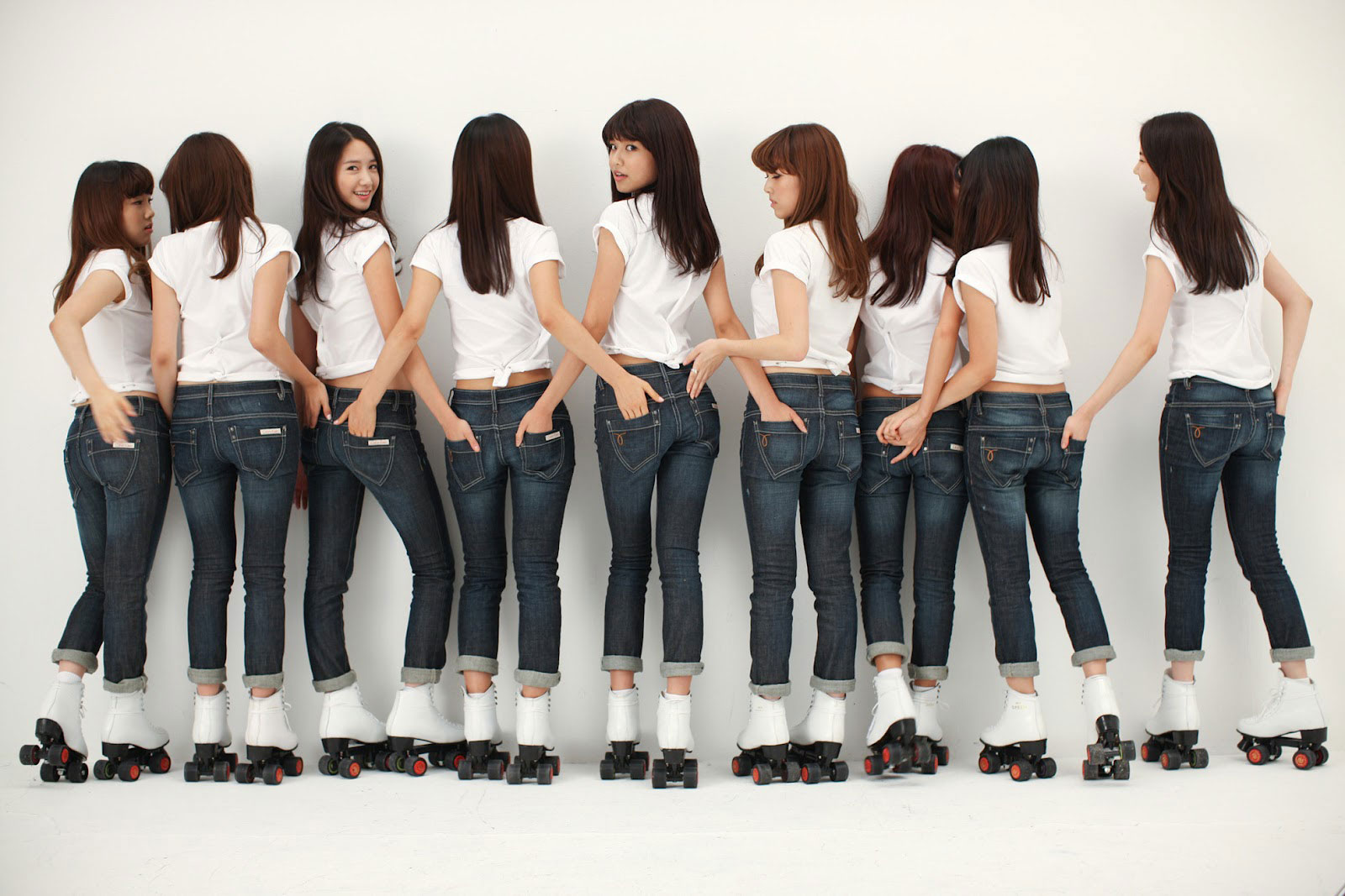 SNSD Gee concept photo