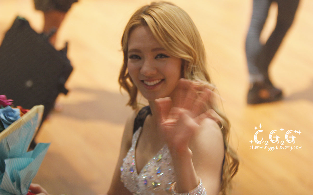 SNSD Hyoyeon Dancing With Stars