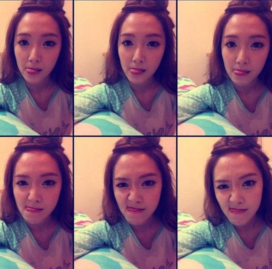 SNSD Jessica selca picture