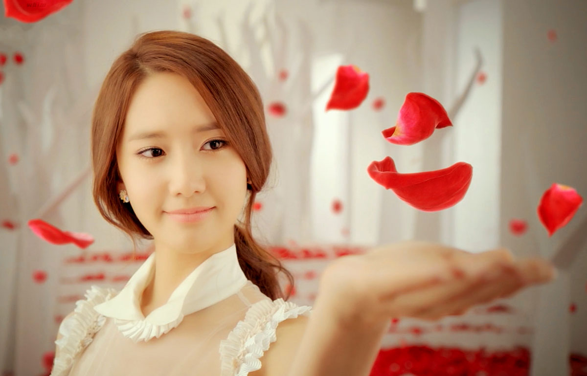 SNSD Yoona LG 3D TV commercial