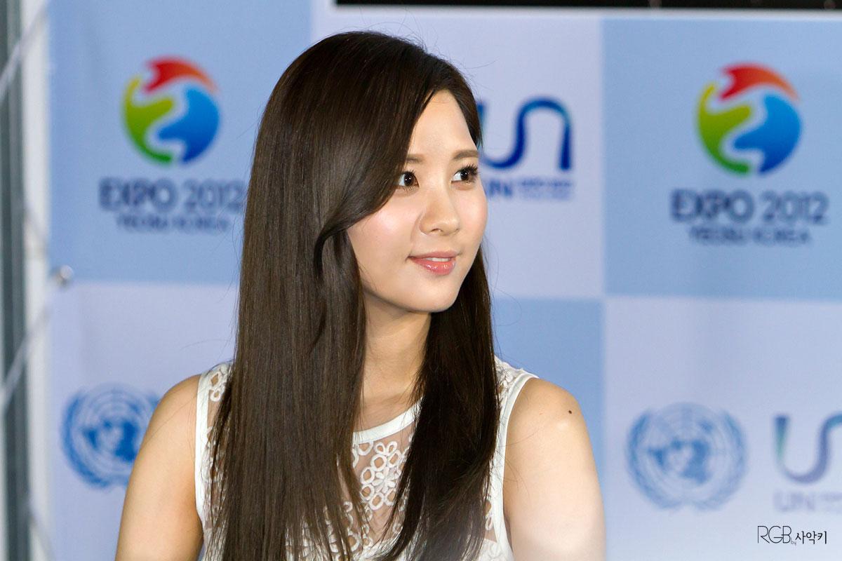 SNSD Seohyun Expo 2012 Yeosu Korea