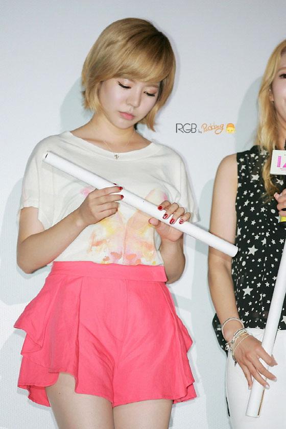 Sunny & Hyoyeon I AM event