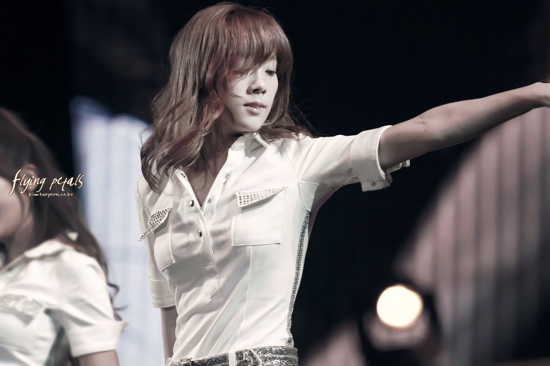 SNSD Taeyeon Kpop Nation Macau 2012