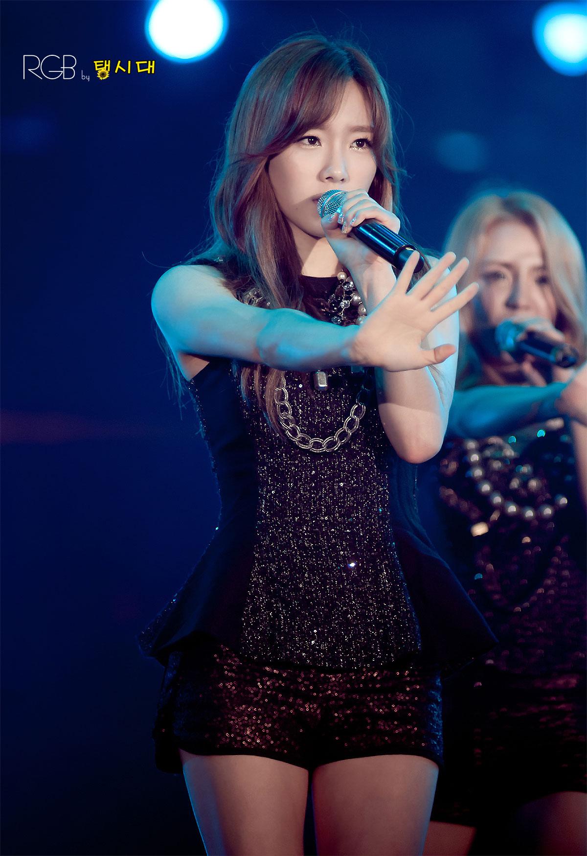 SNSD Taeyeon Yeosu Expo Concert
