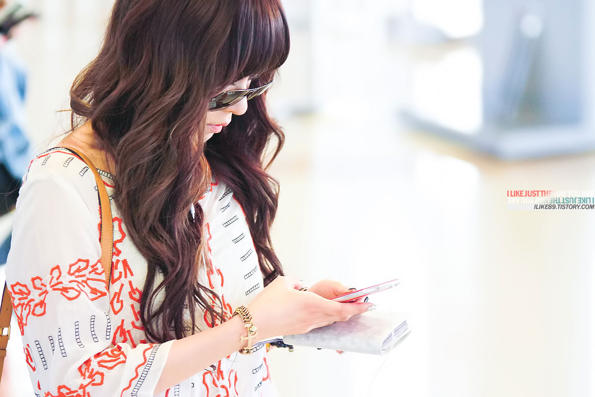 Tiffany @ Gimpo Airport to Japan