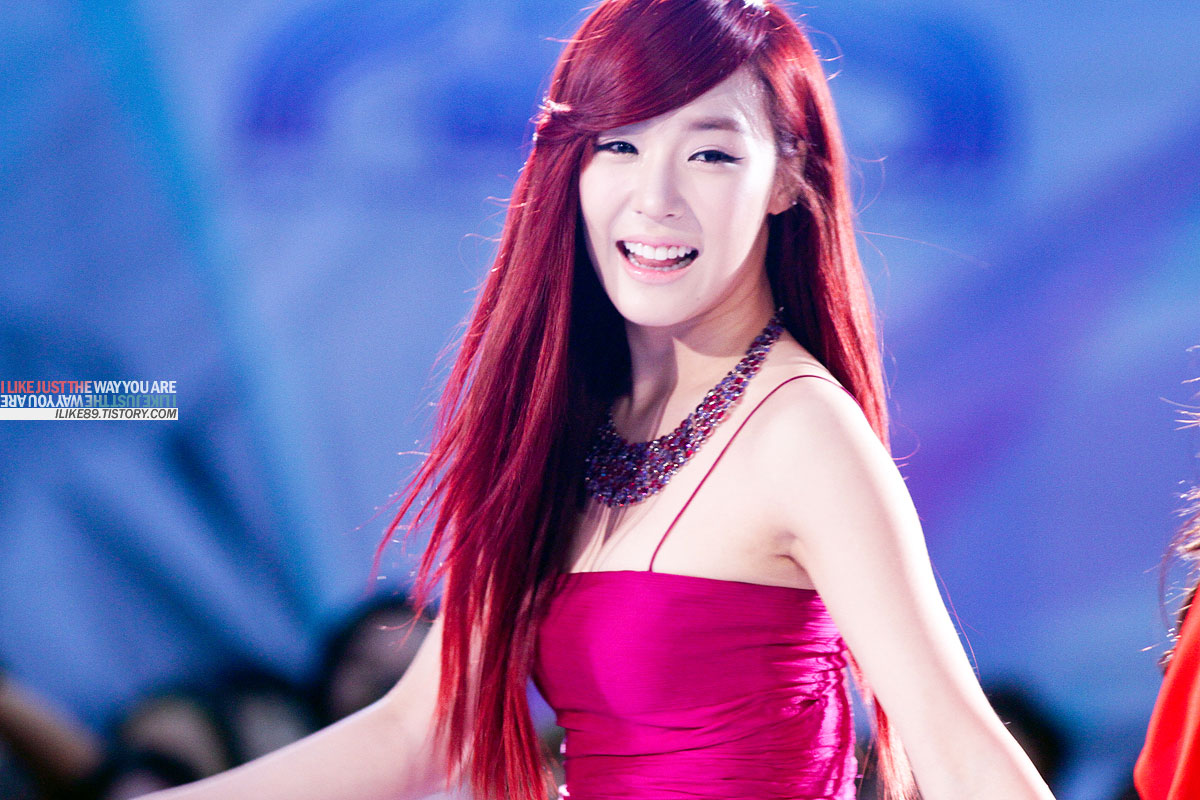 SNSD Tiffany Mnet 20s Choice 2012