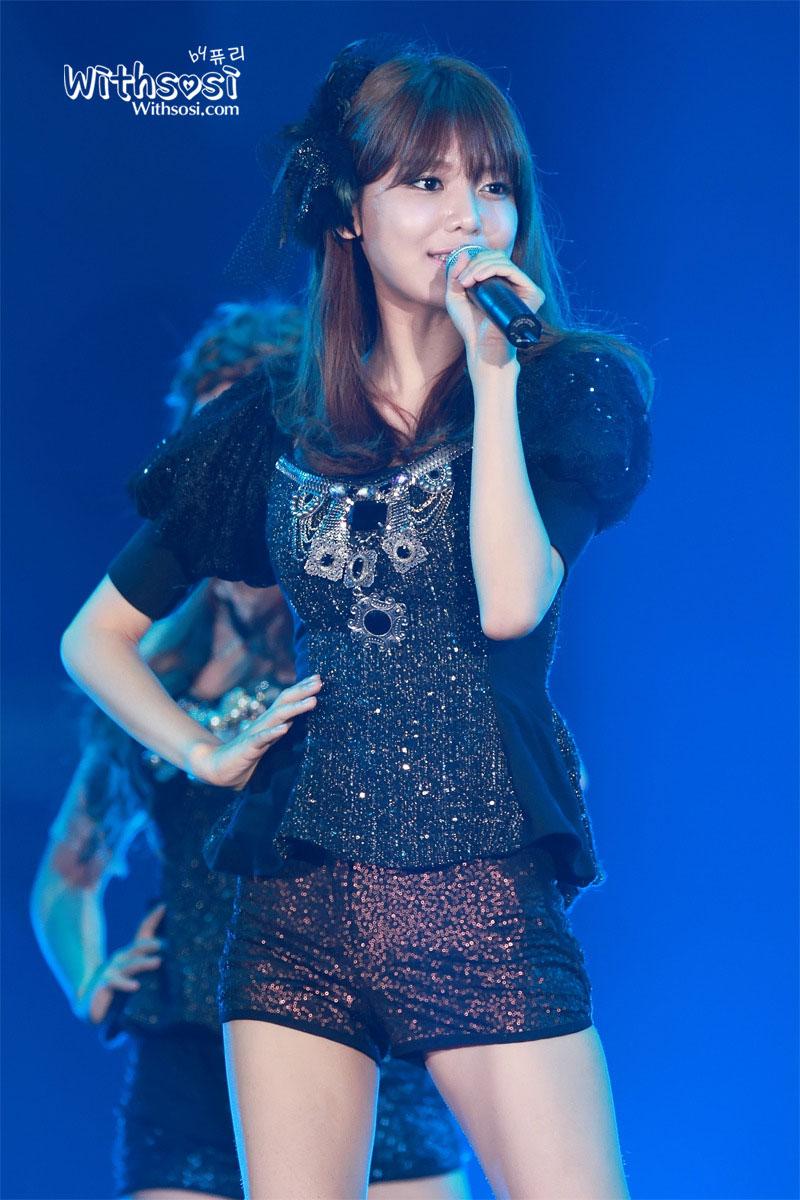 SNSD Sooyoung 2012 Yeosu Expo Festival