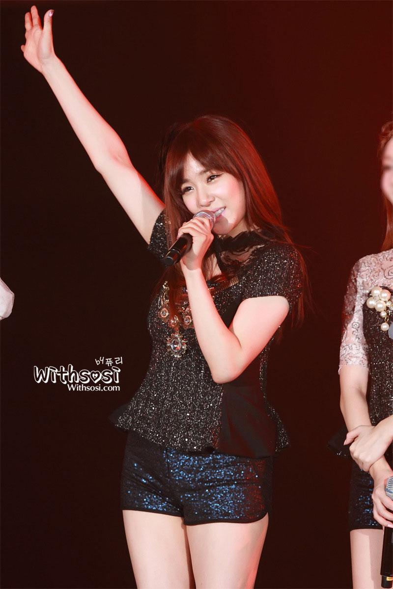 SNSD Tiffany 2012 Yeosu Expo Festival