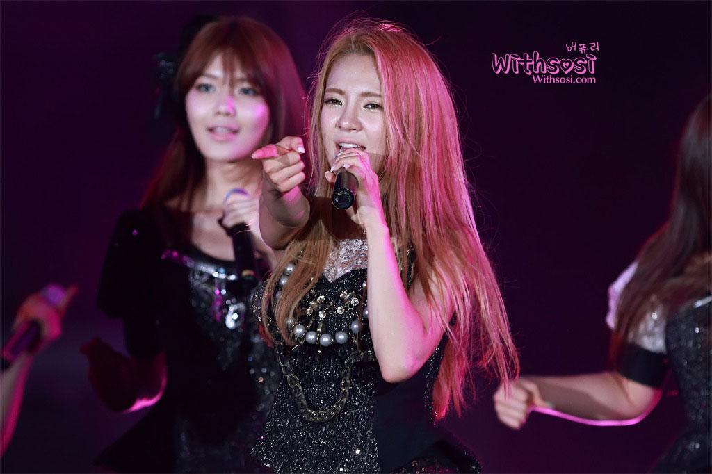 SNSD Hyoyeon 2012 Yeosu Expo Festival