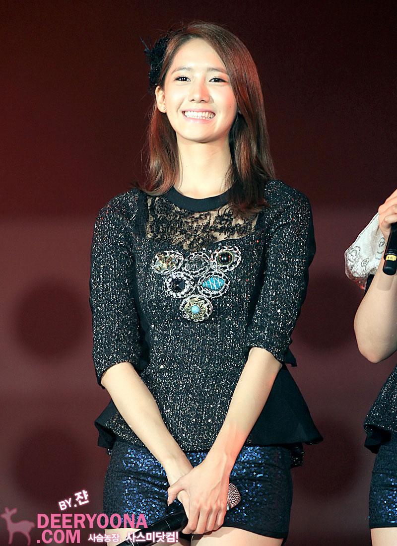 Yoona @ Yeosu Expo Concert (2)