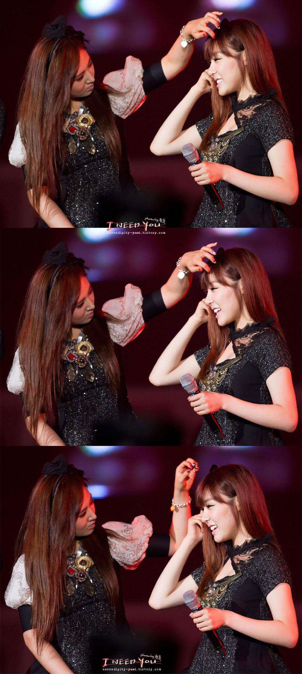 SNSD Yuri Yeosu Expo Concert
