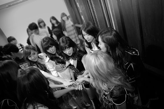 SNSD debut 5th anniversary party