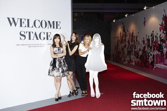 SNSD Hyoyeon SM Art Exhibition