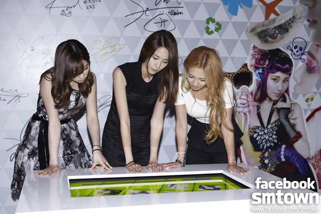 SNSD Yoona SM Art Exhibition