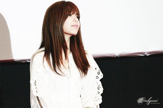 Sooyoung I AM event