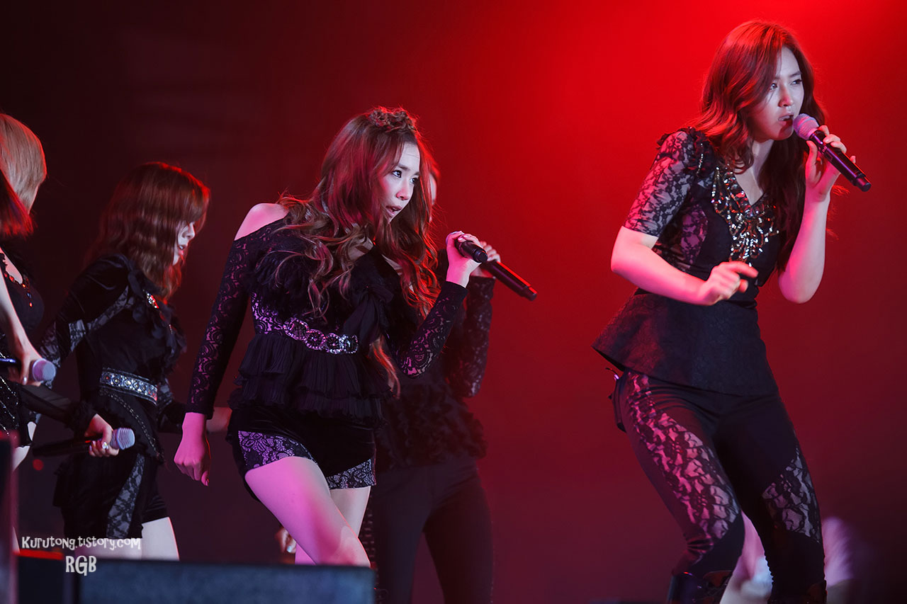 Girls Generation SMTown Live World Tour III in Seoul
