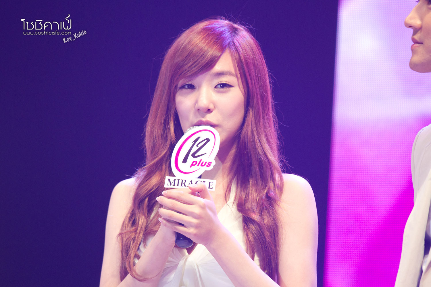 SNSD Tiffany 12plus Miracle Day Bangkok