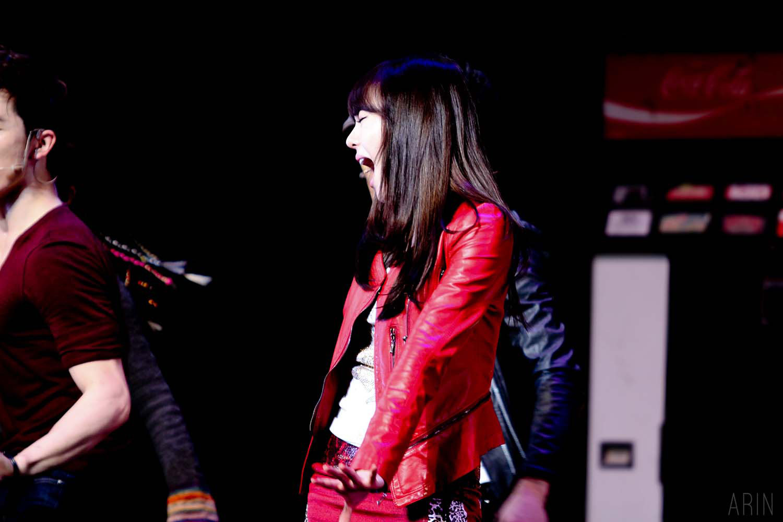 SNSD Tiffany birthday 2012