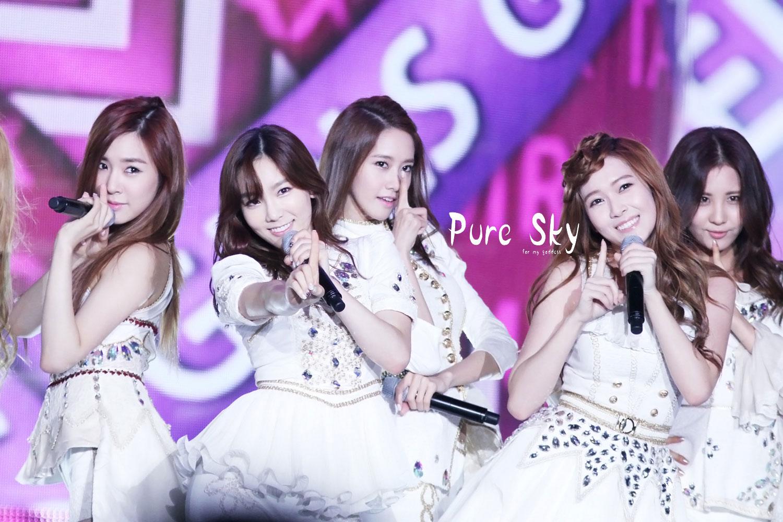 SNSD Yoona Korea-China Music Festival 2012