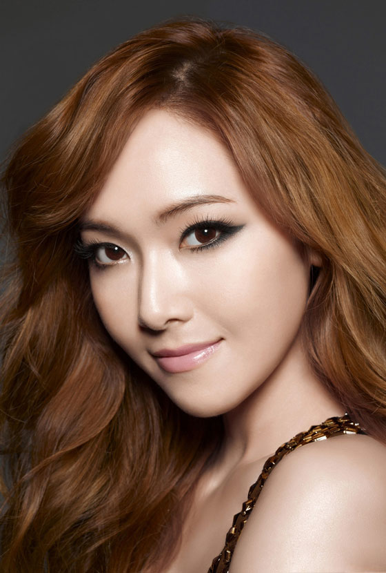Snsd Jessica Banila Co endorsement