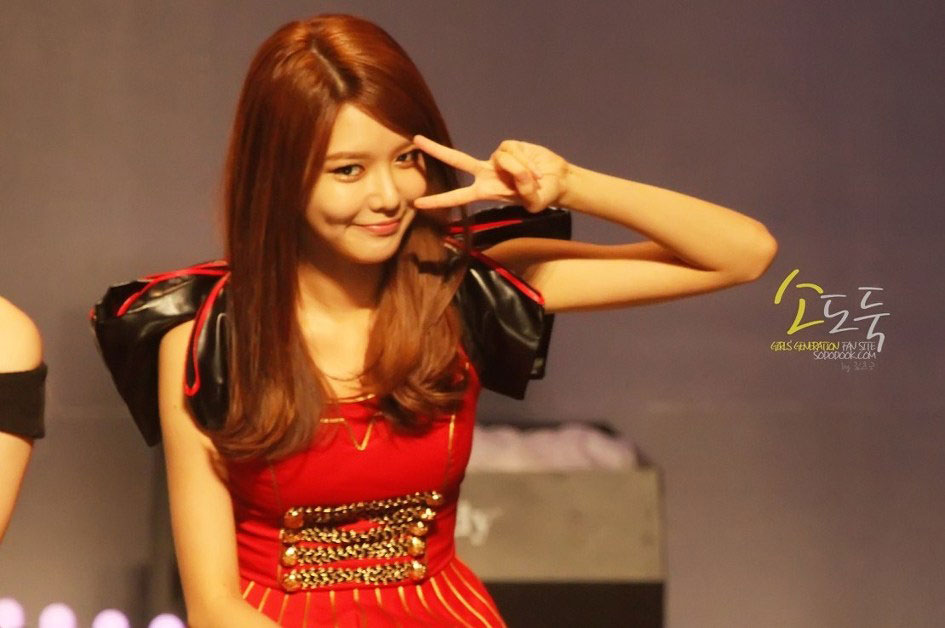 SNSD Sooyoung Look Concert