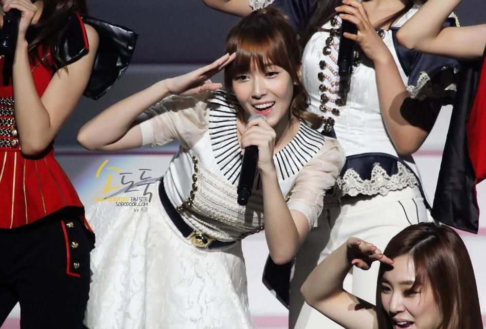 SNSD Jessica Look Concert