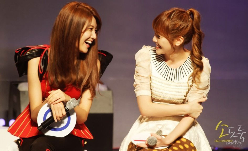 SNSD Sooyoung Jessica Look Concert
