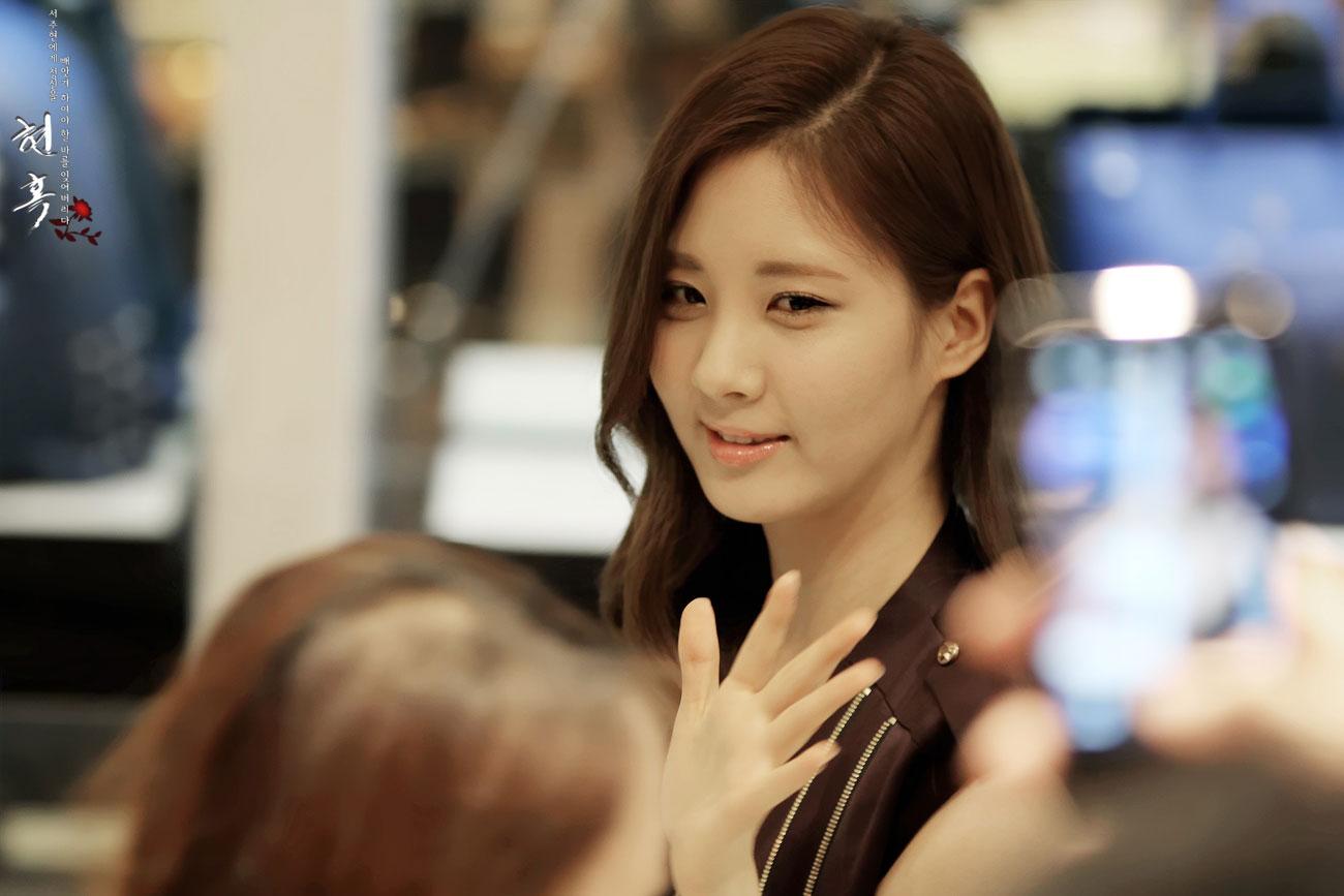 Seohyun @ MCM opening event