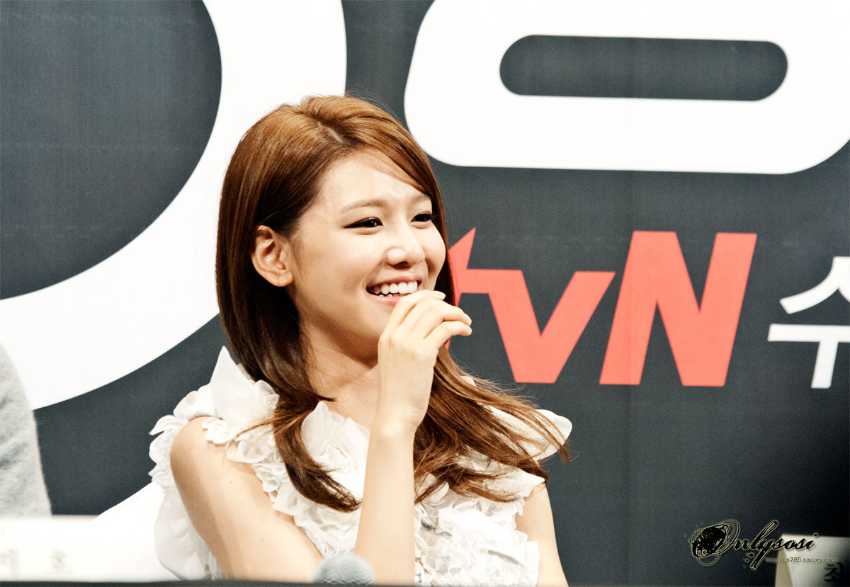 SNSD Sooyoung 3rd Hospital press conference