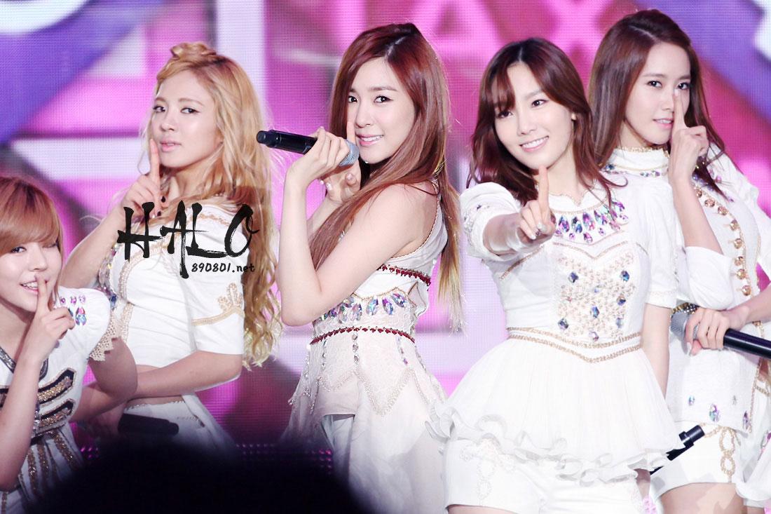 Tiffany @ Korea-China Music Festival 2012